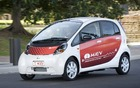 The Mitsubishi I-MiEV sold fewer models than any other vehicle in the United States for the 2012 calendar year.
