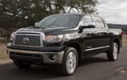 A redesigned version of the Toyota Tundra is on its way to the Chicago Auto Show.