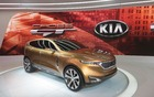The Kia Cross GT Concept.