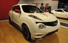 Nissan Juke Nismo au Salon de Détroit