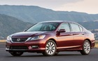 The 2013 Honda Accord wins AJAC Car of the Year honors at the Toronto auto show.