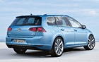 The 2013 Volkswagen Golf Variant will most likely be sold in Canada as the Golf Wagon.