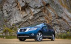 The 2013 Nissan Pathfinder.