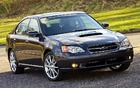 Subaru is recalling 2005-2009 Legacy and Outback vehicles due to brake safety concerns.