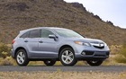 Americans will have access to an RDX with FWD, but Canadians get AWD only. Makes sense for our climate!