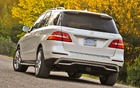 The 2013 Mercedes-Benz ML350 BlueTEC 4MATIC.