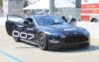 This Aston Martin Vantage GT4 will soon take part in a monotype race series across the United States and Canada. The initiative is brought to us by Adobe Road Winery and TRG-AMR, two companies headed by former auto racer Kevin Buckler. Jacques Duval prepares for a test drive.