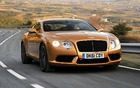 Bentley Continental GT V8 2013