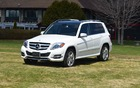 The updates made to the 2013 GLK are very subtle.