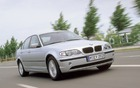 The airbag recall affects BMW 3 Series models built in 2002 and 2003.