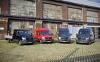 Mercedes-Benz Sprinter 2014 - La gamme de modèles