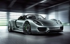 The Porsche 918 supercar is the apex of the brand's new hybrid initiative.