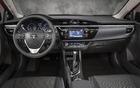 Intérieur de la Toyota Corolla 2014