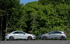 2014 The CLA 45 AMG and the A class 45 AMG