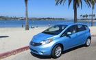 The 2014 Nissan Versa Note.