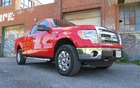 2013 Ford F-150 SuperCab.
