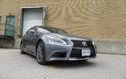 The 2013 Lexus LS 460 F Sport.