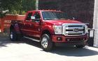 Ford vend 20 % de ses camions dans l'état du Texas.