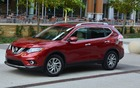 Brand new lines for the 2014 Nissan Rogue.