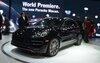 Porsche Macan wolrd premiere