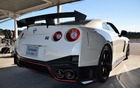 2016 Nissan GT-R NISMO - Trunk-mounted Carbon rear wing