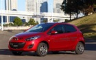 The only Mazda2 in the world to come with a Range Extender.