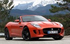 Jaguar F-Type: It's still too soon to say whether it will be reliable or successful – especially given its hefty price – but this car sure is pretty!
