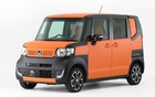 Honda N-BOX+ Element Concept