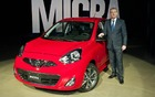 Christian Meunier believes that the Micra will be a success.