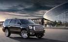 The 2015 GMC Yukon Denali.