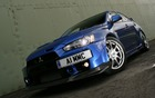 Mitsubishi Lancer Evolution FQ400