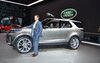 The new Land Rover Discovery Vision Concept