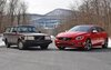Comparing one red Volvo with another red Volvo!