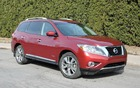 When I first saw the Nissan Pathfinder, I was surprised by its overall size.