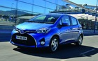The 2015 Toyota Yaris is easily distinguishable from its predecessor.