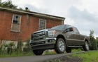 Ford also makes fleet-oriented XL and XLT models available with the Super Duty trucks.
