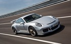 2014 Porsche 911 GT3 -  On the oval at the Aldenhoven Test Center