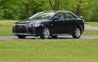 La Mitsubishi Lancer n'a pratiquement pas changé depuis l'introduction de la génération actuelle en 2008.