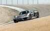 The 918 Spyder in the Corkscrew, at Laguna Seca.