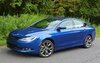 It's hard to find fault with the new Chrysler 200's exterior.