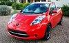 Nissan Leaf ''Sparky''