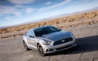 2015 Ford Mustang GT Coupe - A nice blend of heritage cues and more modern styling