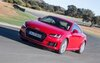 2016 Audi TT - In action on the Ascari Race Resort circuit in Ronda, Spain.