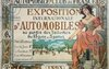 The first auto show poster.