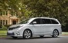 The Sienna's appearance is practically unchanged.