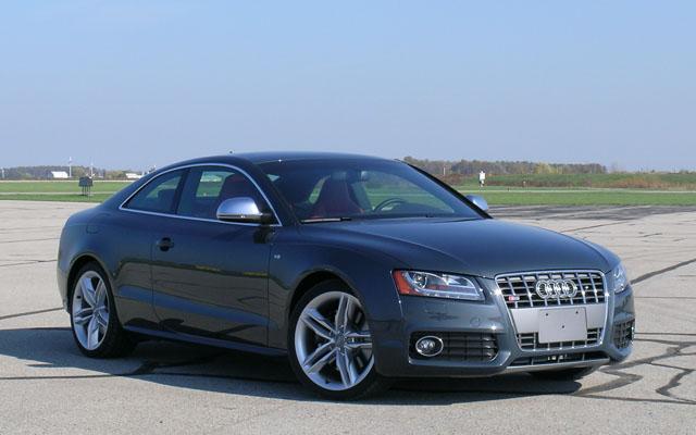 2008 Audi A5. 2008 Audi A5