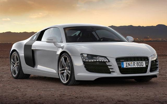 audi r8. 2008 Audi R8