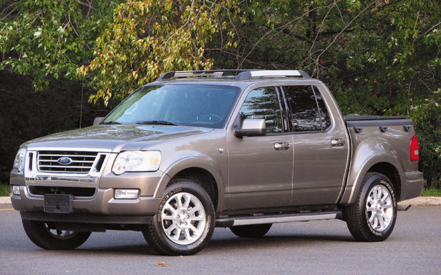 2011 ford explorer sport trac adrenalin. 2008 Ford Explorer Sport Trac
