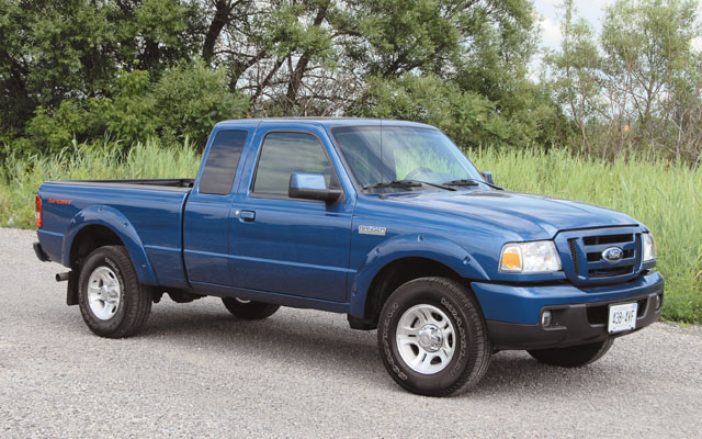 2008 Ford Ranger 4x4 Www Proteckmachinery Com
