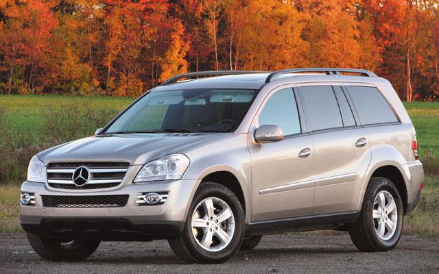 Top cars mercedes classe gl for 2008 mercedes benz gl450 accessories